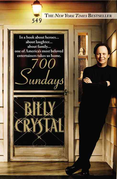 700 Sundays By Crystal, Billy